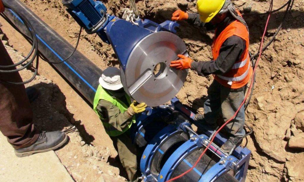 کاربرد لوله پلی اتیلن در آبرسانی و انتقال آب