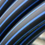 لوله پلی اتیلن 110 میلی متر