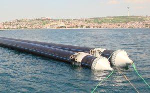 کاربرد لوله پلی اتیلن در دریا
