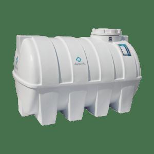منبع آب پلی اتیلن ۲۰۰۰ لیتری عمودی سه لایه